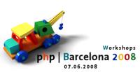 logo Barcelona phpWorkshop