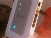 HSDPA router/modem Vodafone