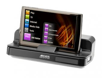 Archos5 DVR Station