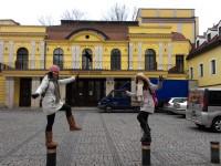 Hradec Kralove - downtown