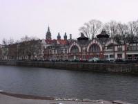 Hradec Kralove - river