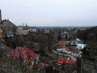 Kutná Hora - view from St. Barbara Church