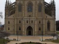 Kutná Hora - St. Barbara Church