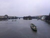 Praga - Vltava river