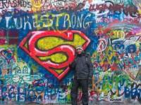 Praga - Lennon Wall