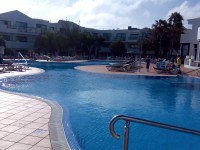 Luabay Hotel Swiming Pool