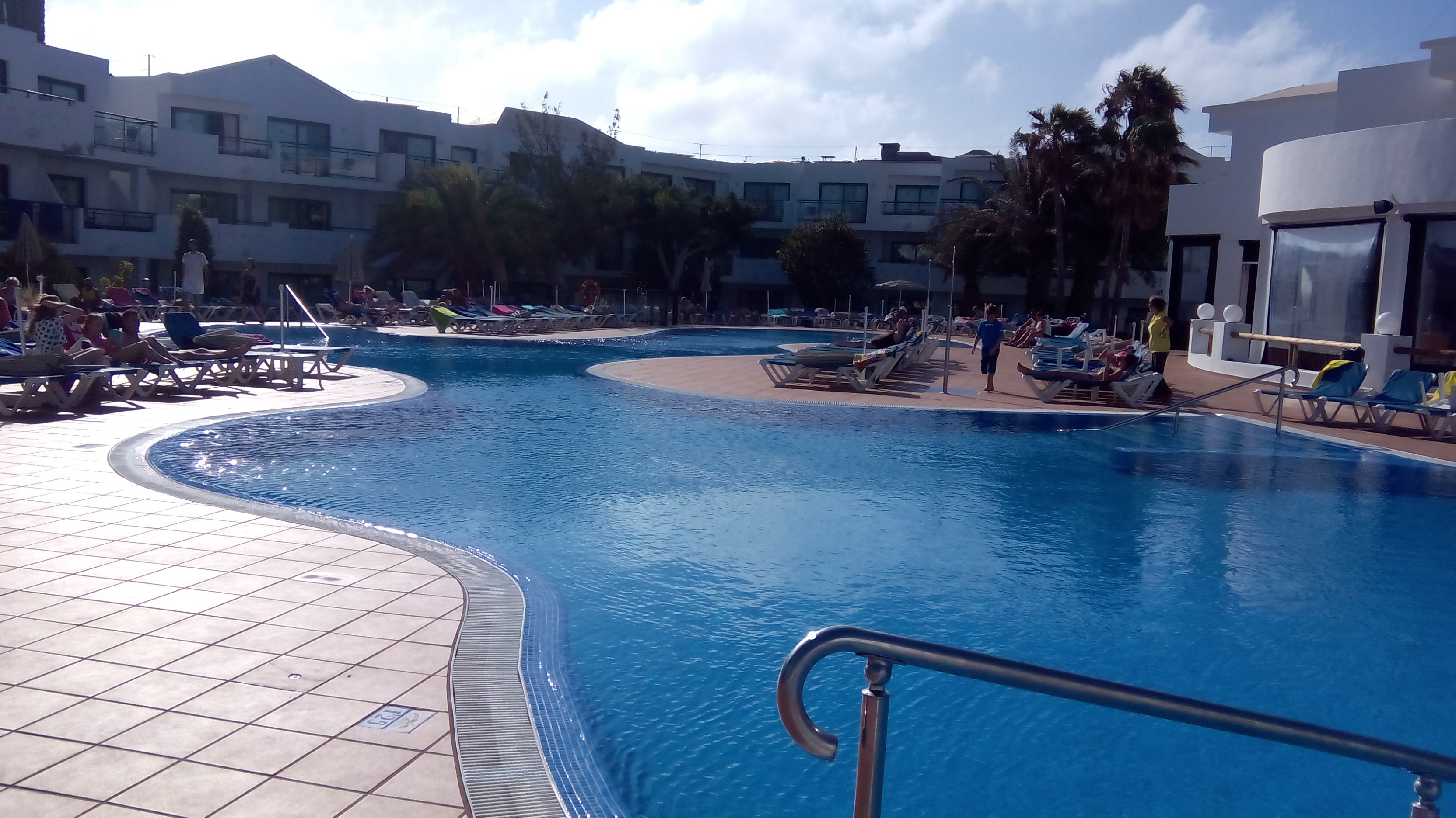 Luabay Hotel Swiming Pool