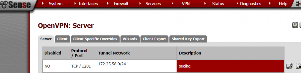 pfsense-openvpn-server