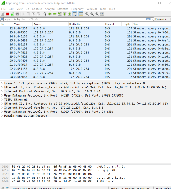 wireshark-traffic